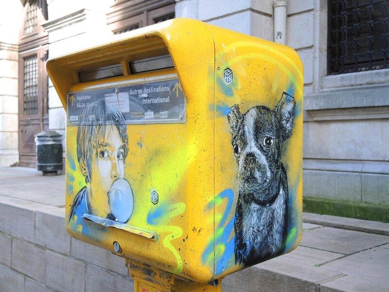 Bayonne, Street Art Point de vue, C215 (64)_003