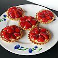 tartelettes fraises2