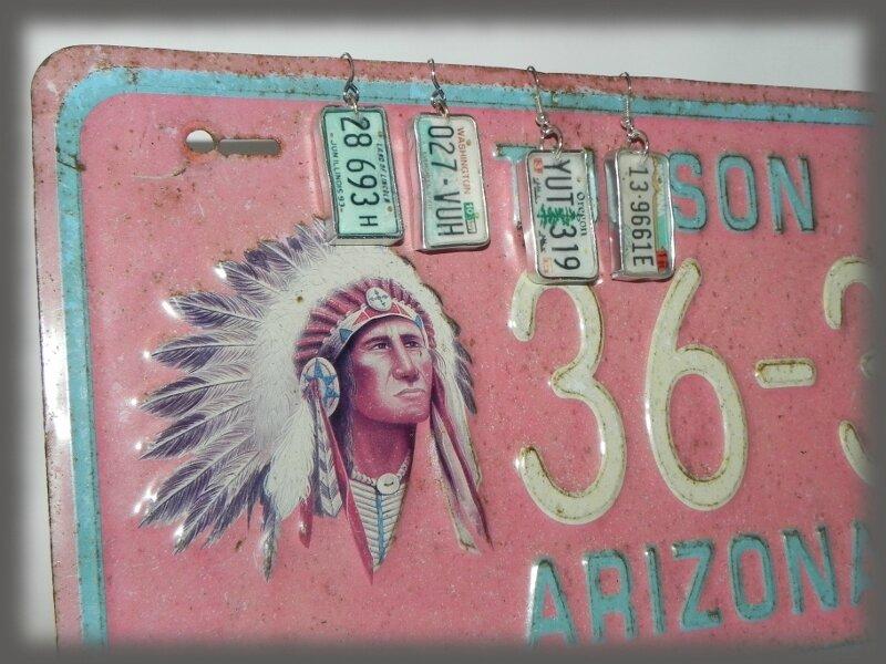 BO X2 plaques américaines