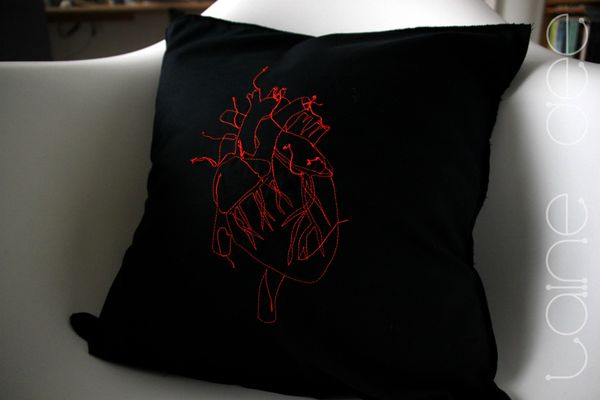 coussin heart lainedee 2