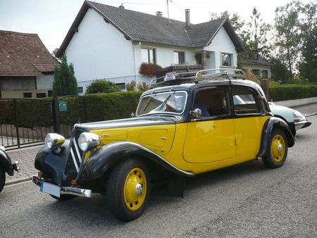 CITROËN Traction Avant Taxi 1938 Lipsheim (1)