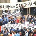 2004 - Marche Europ. des Sans Papiers - Bxl >