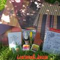 *** laurence b design fete ses 1 an avec un blog candy ***