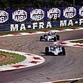 1990-Monza historic-Ligier JS11_Osella