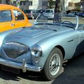 Austin healey 100 Z convertible (Retrorencard) 01
