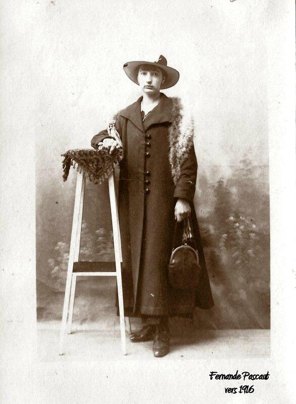 Fernande 1913