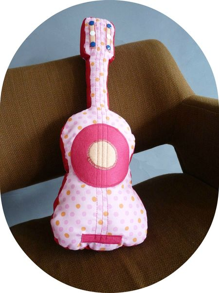 guitare girly