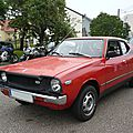 DATSUN 120A F-II Cherry coupé 1976 Hambach (1)