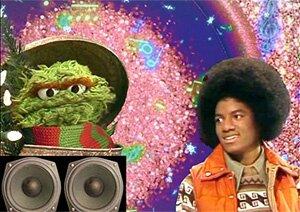 """Michael Jackson dans """"A Special Sesame Street Christmas"""", le 8 décembre 1978 92118888_o"""