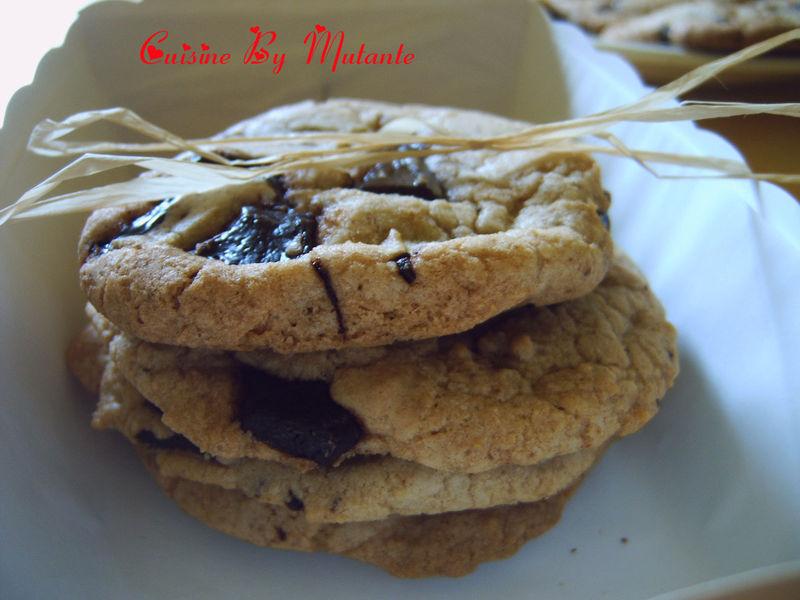 Cookies au chocolat selon le Larousse des desserts - Cuisine by ...