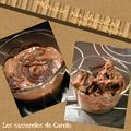 Mousse au chocolat croquante craquante (scrap)