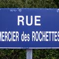 Les Lucs-sur-Boulogne (85), rue Mercier des Rochettes