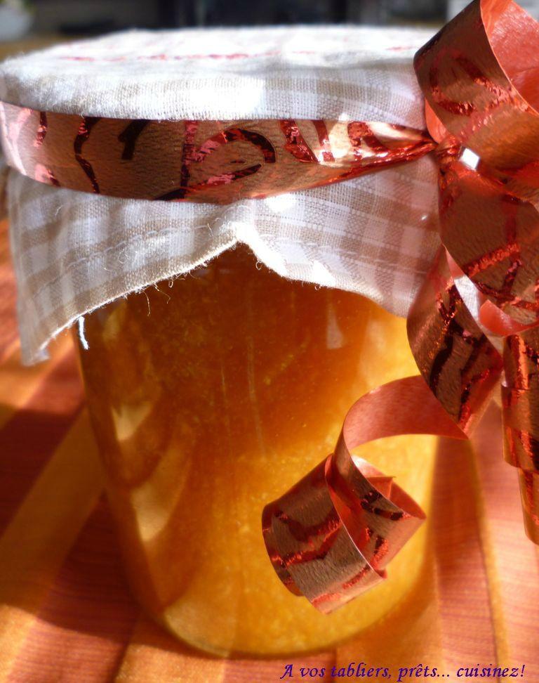 marmelade de cl mentines a vos tabliers pr ts cuisinez. Black Bedroom Furniture Sets. Home Design Ideas
