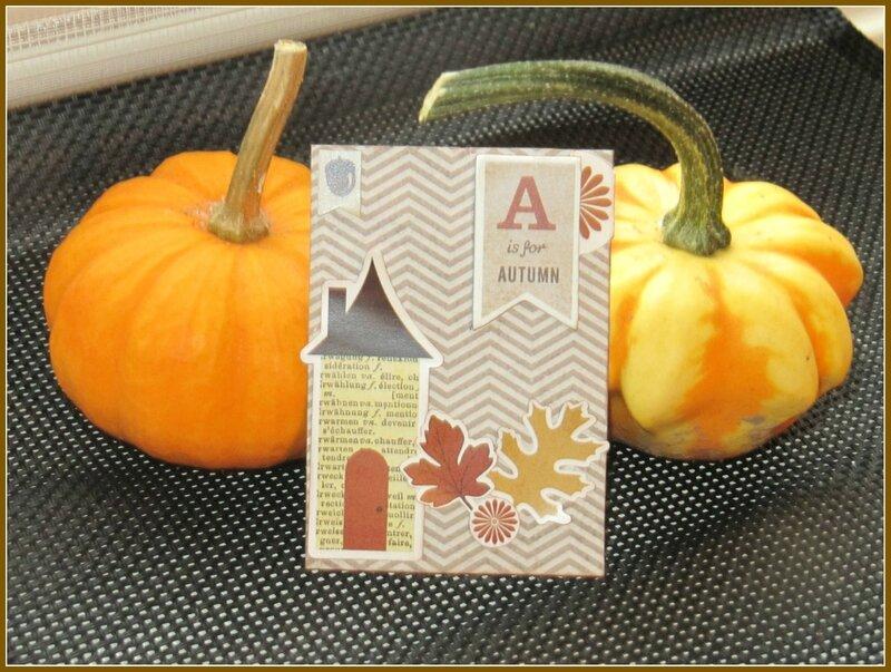 Atc octobre automne