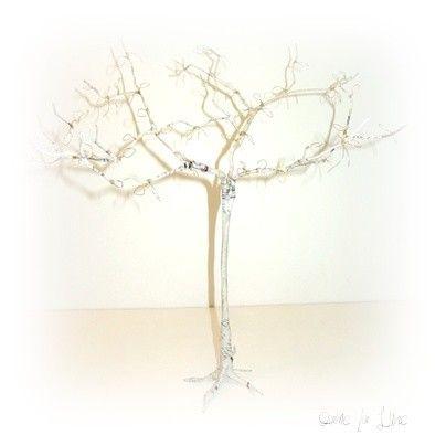 cerisier_creation_dame_la_lune_fil_de_fer_papier_création_originale_sur commande