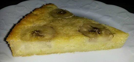 gâteau banane