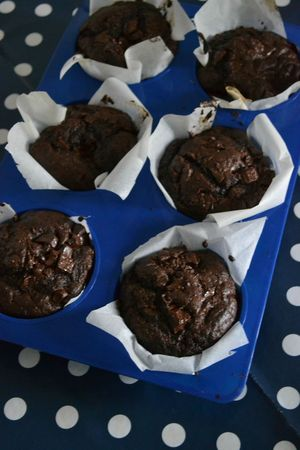 Muffins comme chez Starbuck (4)