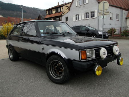 CHRYSLER SIMCA TALBOT SUNBEAM Lotus 1979 1981 Bourse Echanges Autos Motos de Chatenois 2010 1