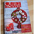 Quilt country n° 34
