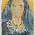Grand-mère mauritanienne