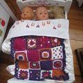tricotage et crochetage des campanules