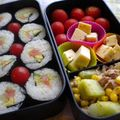 Bento de makis