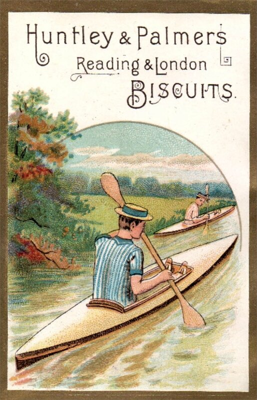 Biscuits Huntley & Palmers