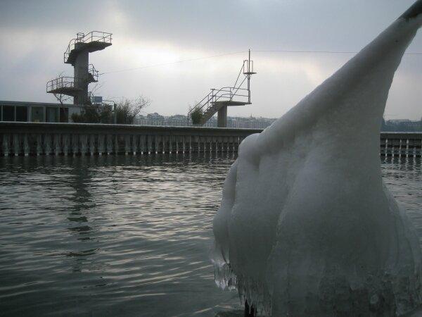 bains glacés