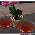 Cocktail le rose bis ...