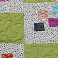 Fresh quilt