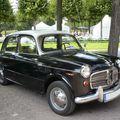NSU FIAT Neckar 1100-103D 1958 Schwetzingen (1)