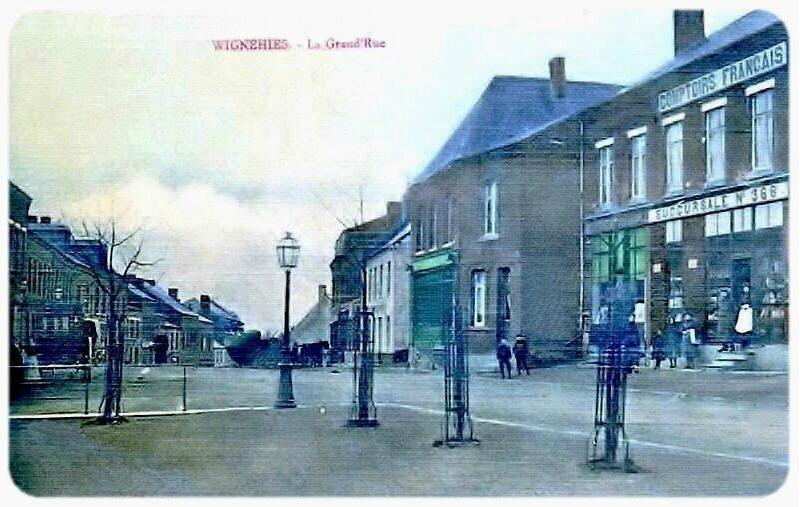 WIGNEHIES - La Grand rue