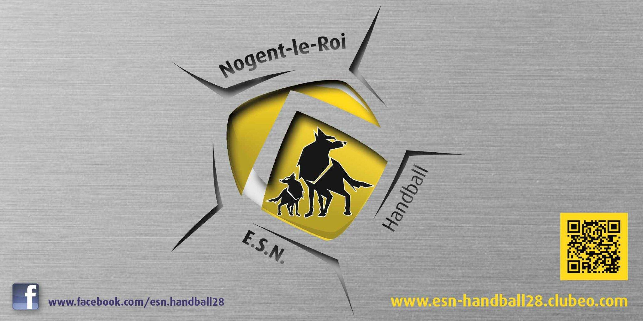 Championnats départementaux de hand ball: une journée d'exception avec l'ESN Hand-ball à Nogent-le-Roi, le 8 novembre, 15h