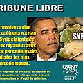 Un ambassadeur us confirme que des milliards ont été dépensés pour provoquer un changement de régime en syrie