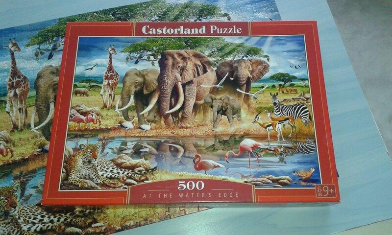 500 animaux de la jungle (2)