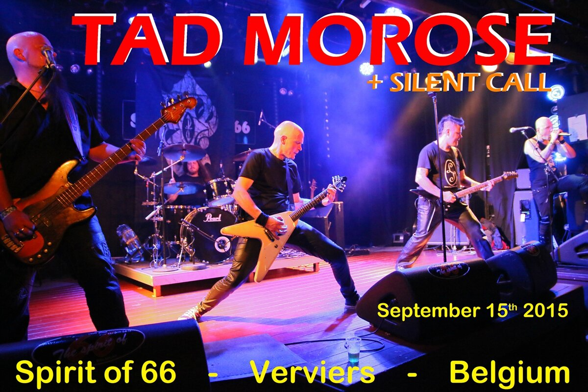 © Jean-Luc Cruwels 2015 --- 101 Tad Morose (Sp66-07sep15)