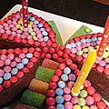 Quatre ans... un gâteau