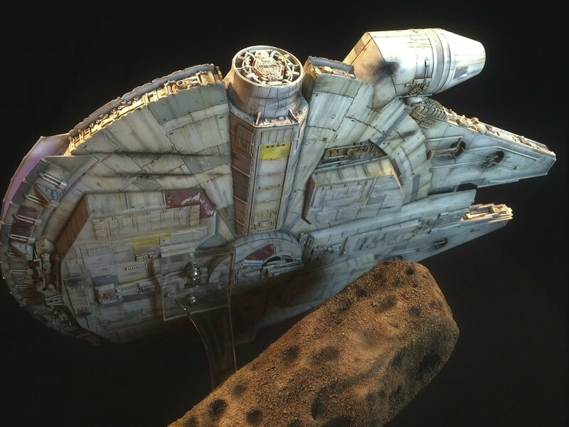 Millennium Falcon 11
