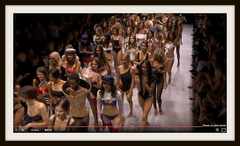 Etam Live Show 2016 suivez le défilé des