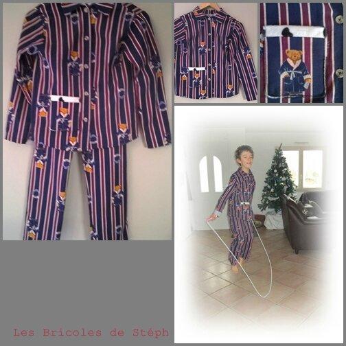 pyjama simon