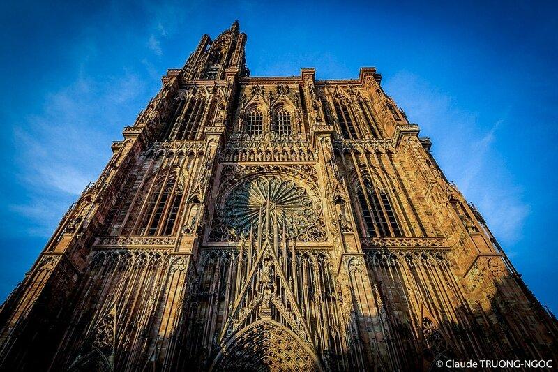 Facade cathédrale