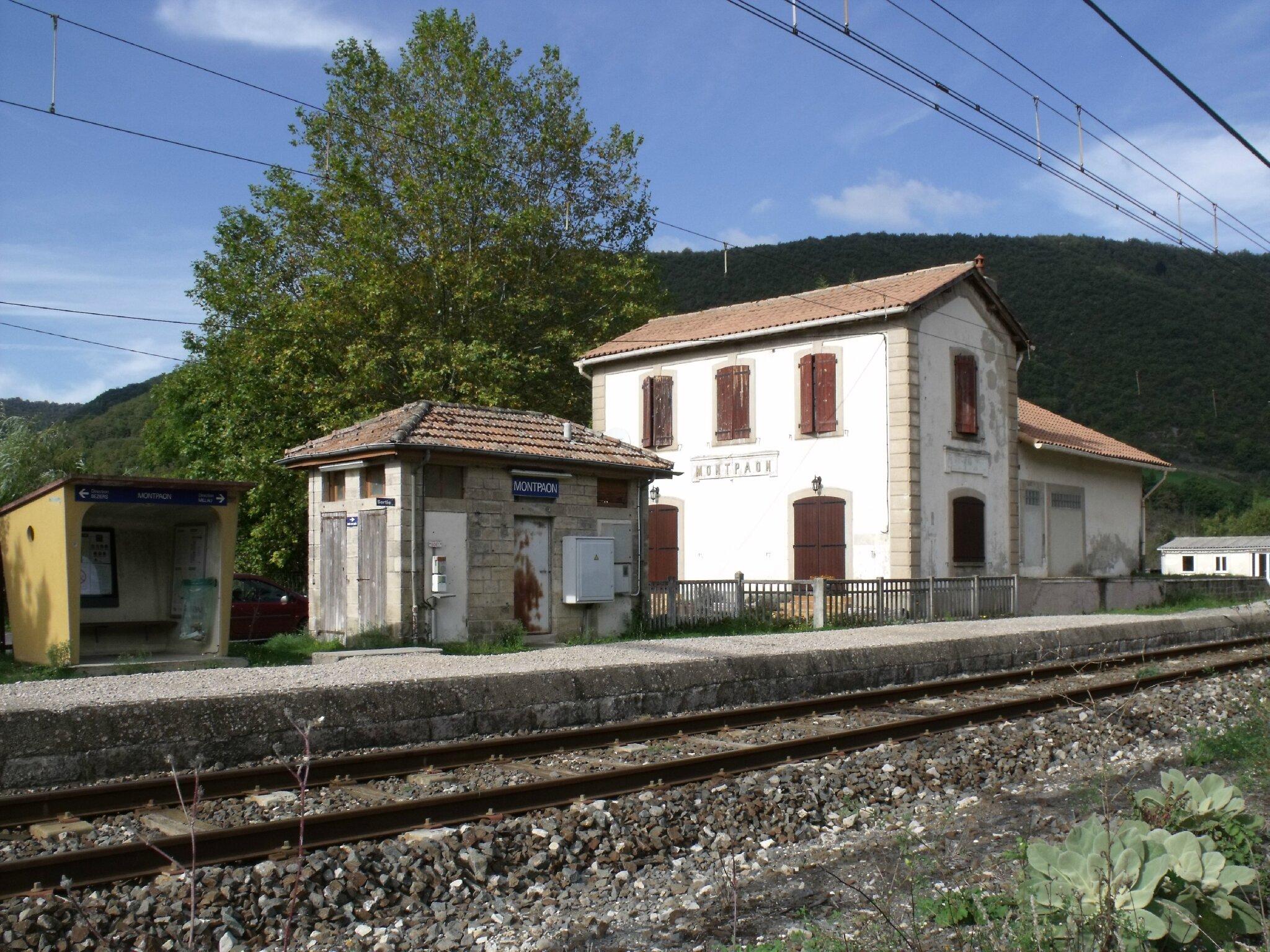 Montpaon (Aveyron - 12)
