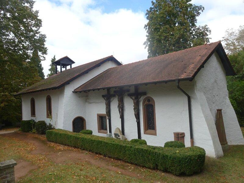 la chapelle de Sainte Oranne