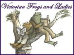 victorian frogs 1