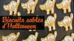 Biscuits-sablés-d'halloween