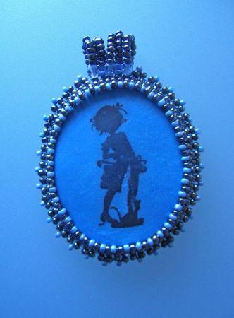 Sorciere bleue