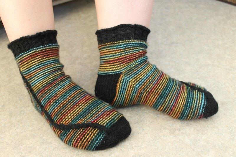 Néréis socks_4848