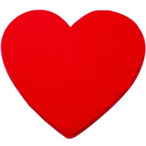 tapis-coeur-rouge-100x100