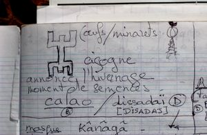 notes sur kanaga
