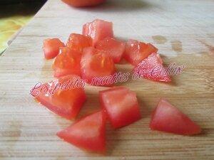 Verrine de pâtes au melon et jambon04